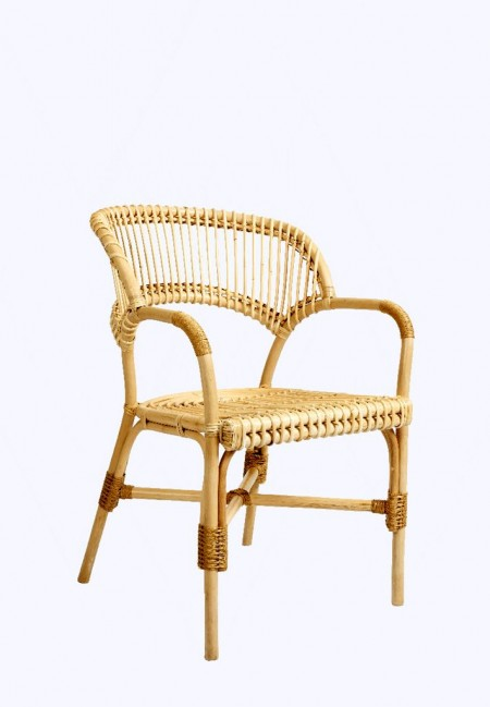 Rattan Stacking Chair