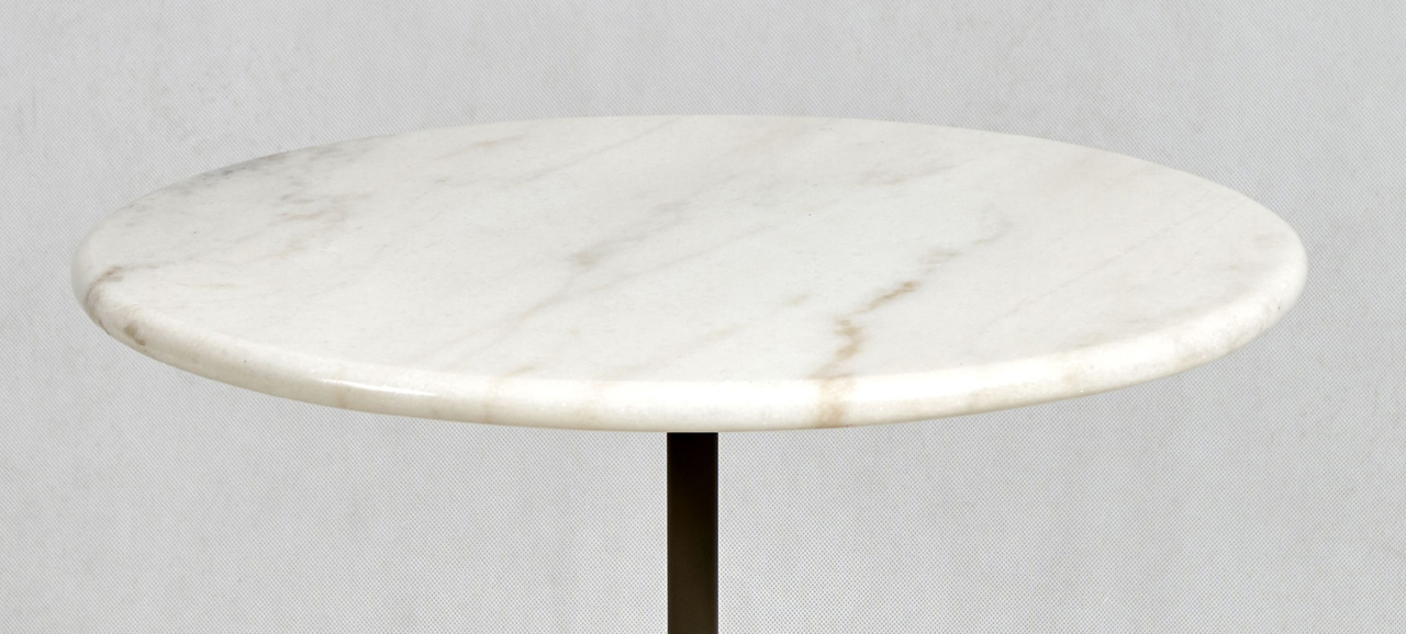 terazo side table detail 1