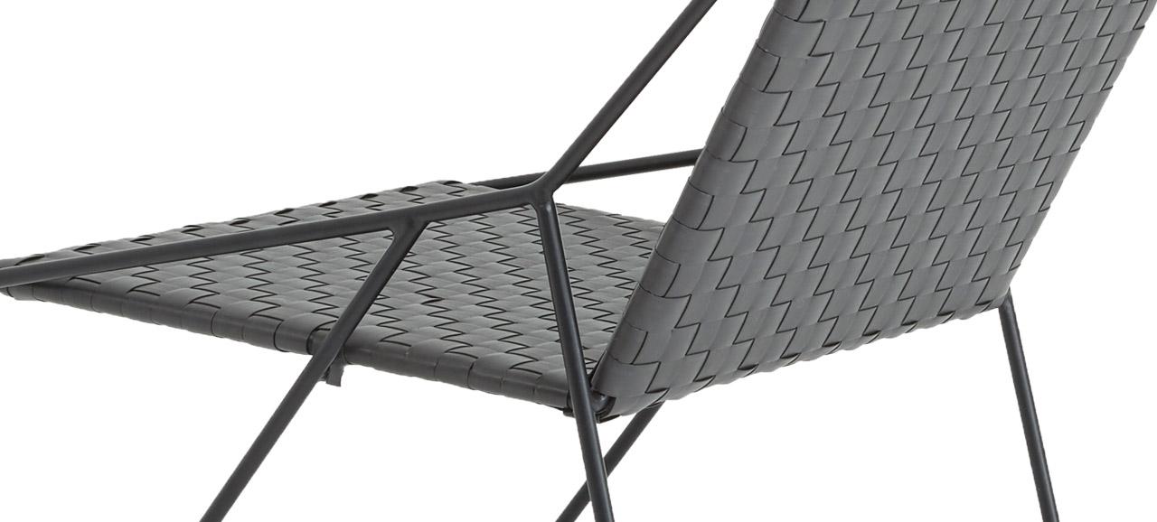 Panjai Lounge Chair Left 2