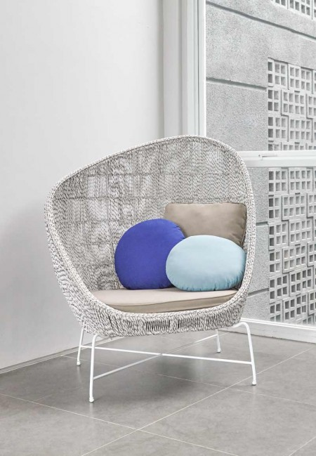 DJALIN LOUNGE CHAIR