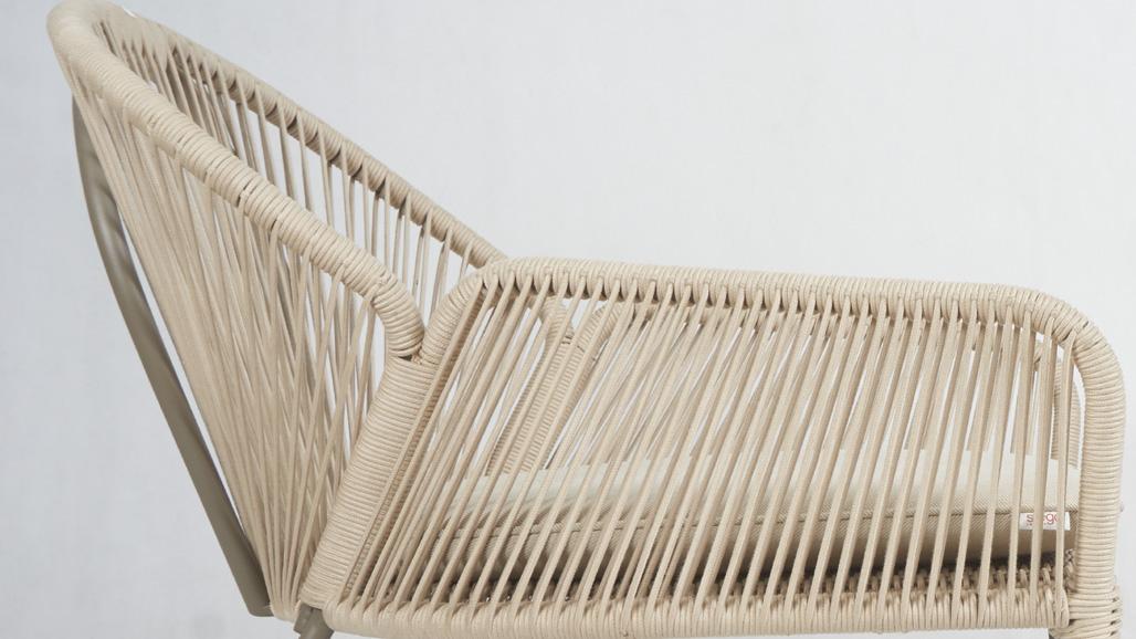 pandura lounge stool detail 1